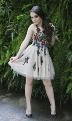 Coleção Larissa Manoela para Miss Teen