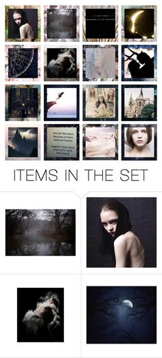 """And we're leaving it all behind for now."" by athousandshadesofblue ❤ liked on Polyvore featuring art"