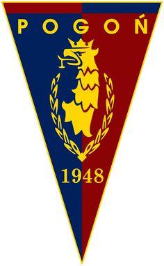 Morski Klub Sportowy Pogoń Szczecin (MKS Pogoń Szczecin)   Country: Polska / Poland. País: Polonia.   Founded/Fundado: 1948/04/21   Badge/Crest/Logo/Escudo.