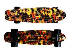 "Zycle Fix Mayhem 22"" Penny Style Skateboard (Palms)"