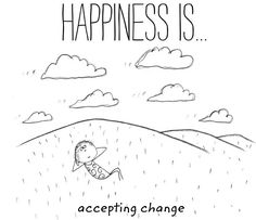 ... accepting change
