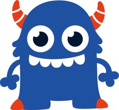 Cute Monsters, Monsters Inc, Little Monsters, Doodle Monster, Little Monster Party, Monster Birthday Parties, Monster Theme Classroom, Monster Clipart, Halloween Rocks