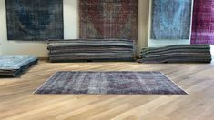 We have over handmade vintage overdyed faded rugs all with videos Hair Cutter, Spaces, Contemporary, Rugs, Videos, Handmade, Home Decor, Persian Carpet, Farmhouse Rugs