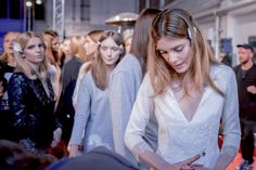 Botki Kazar na wybiegu u duetu Paprocki&Brzozowski #collection #designer #moda #style #shoes #boots #Fashion #botki
