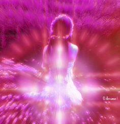 ✣… Like a Wildflower; She spent her Days, Allowing Herself to Grow, not many knew of her struggle, but eventually All, Knew of Her Light ... ✣ Niki Rowe Art © Ellen Vaman www.facebook.com/ellen.vaman1 1904. #EllenVaman #DigitalArt #Spirituality #Love #Light #Colours #Consciousness #Goddess