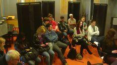 Webcam Grote radiostudio van RTV Noord - RTVNoord.nl