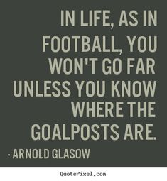 football quotes - Google Search