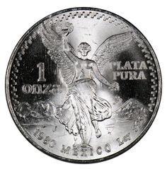 This 1983 Mexican Silver Libertad 1oz is a perfect way to add interesting and unique coins to your collection from around the world. Shop our ever-expanding selection of coins from the Casa de Moneda de Mexico, including the popular Libertad coin.