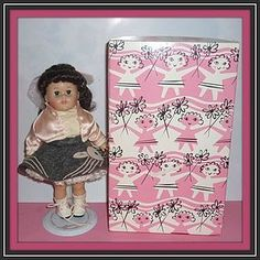 1998 Vogue Ginny Doll - At The Hop - Original Outfit-Box-Ginny Stand http://www.dollshopsunited.com/stores/dolllighted/items/1300881/1998-Vogue-Ginny-Doll-At-Hop-Original-Outfit-Box-Ginny #dollshopsunited