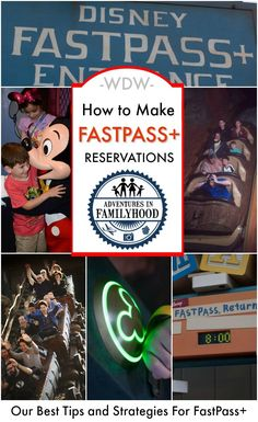 Step by Step guide to making your FastPass+ reservations for your Walt Disney World vacation Disney Vacation Planning, Disney World Planning, Walt Disney World Vacations, Disney Parks, Trip Planning, Disney Travel, Family Vacations, Disney World Tips And Tricks, Disney Tips
