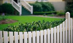 It is very common in suburban areas to see houses perfectly groomed with white picket fences. Perfect family or one that wants everyone to think they are perfect? Macbeth has a perfect 'white picket castle' if you will.
