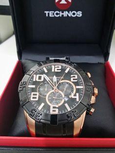 [TimeMob] Relógio Masculino Technos Legacy OS20IL/1P R$237,59 (somente APP AMERICANAS)