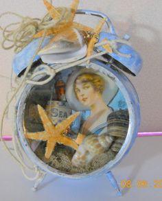 Clock by Tim Holtz