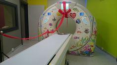 Ten piękny, nowoczesny tomograf komputerowy do diagnostyki dziecęcej trafił do Chorzowskiego Centrum Pediatrii i Onkologii. Urządzenie zostało zakupione przez Fundację WOŚP za środki zebrane podczas 22. Finału WOŚP.