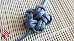 Paracord Star Knot Tutorial