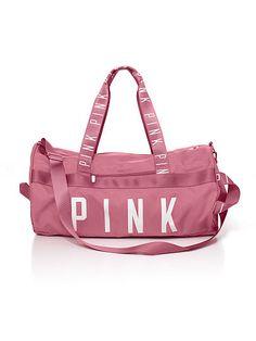 149ba51674 Gym Duffle PINK Pink Duffle Bag