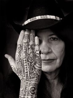 Joy Harjo, Native American poet musician and activist