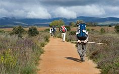How to do the Camino de Santiago walk - Telegraph, useful article by Anne Bennett