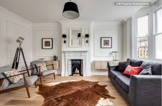 10 Fresh Ideas for Your Fireplace Alcoves #Ideas #Fireplace #Alcoves http://www.houzz.com/ideabooks/53319043/list/10-fresh-ideas-for-your-fireplace-alcoves