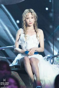 "Taeyeon ""I"" hair ♡"