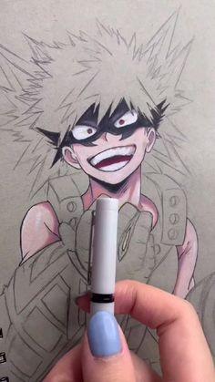 Bakugou | My Hero Academia