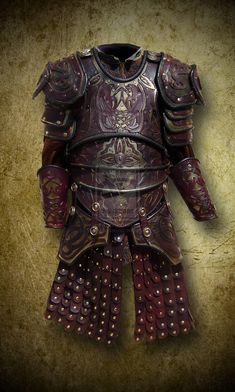 Karuna's armor by Chant-des-Louves.deviantart.com on @deviantART