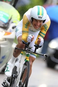 GIRO 2015 Richie Porte (Team Sky) (Bettini Photo)