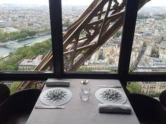 Le Jules Verne in Paris, France.
