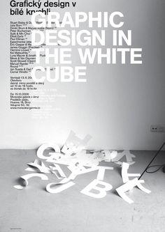GRAPHIC DESIGN IN THE WHITE CUBE / Mevis & Van Deursen