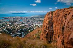 Townsville, Queensland, Australia. This city will forever hold a dear place in my heart. The best 5 months of my life were spent here.