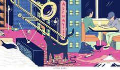 Drawing Inspiration: Murakami - NOWNESS