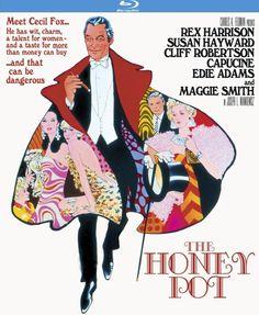 The Honey Pot - Blu-Ray (Kino Region A) Release Date: September 8, 2015 (Amazon U.S.)