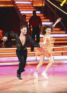 Val Chmerkovskiy & Zendaya Coleman  -  Dancing With the Stars  -  Season 16  -  Week 7  -  spring 2013  -  placed 2nd for the season