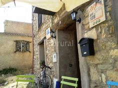 Ana de las Tejas Azules,Casas rurales (habitaciones),Blocona,Medinaceli,Soria,España