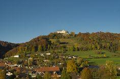 Schloss Sonnenberg im Lauchetal (Kanton Thurgau Schweiz)