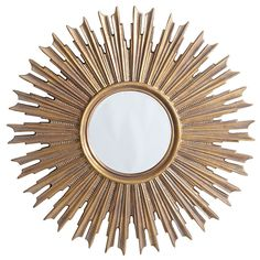 Wisteria - Mirrors & Wall Decor - Shop by Category - Mirrors - Sunburst On The Scene Mirror Thumbnail 2