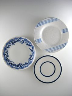 Image result for farmhouse decor with plates