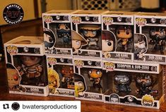 MORTAL KOMBAT!!! #Repost @bwatersproductions with @get_repost  Mortal Kombat was a staple of 90s fighting video games. 20 Plus years later it still one of the top video games. . . . #MortalKombat #mortalkombatx #funkopop #funkophotography #funko #bwatersproductions #gadgets #photography #canon #canonphotography #liukang #kitana #scorpion #subzero #Goro #Raiden #MK #MKX #MKXL
