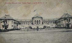 BUCURESTI - EXPOZITIA NATIONALA 1906 - PALATUL REGAL