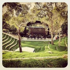 Belvoir Amphitheater in Perth, Australia - it's now on the list!