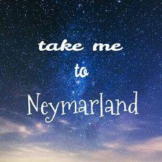 Take me to Neymarland!