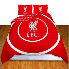 Liverpool FC Double Quilt Cover
