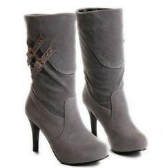 Women's Shoes, Dress Shoes, High Heels, Women's Boots, Evening Shoes | Stylishplus.com