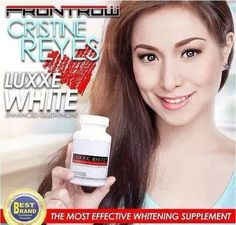 ✓ No harmful side effects ✓ 100% Made in USA ✓ FDA Registered (USA and PH) ✓ cGMP & HALAL Approved ✓ for Men and Women  Get yours now! We accept Local(Philippines) and International Orders SHOP & PAY Online (click here)>>http://luxxebeautyproducts.tictail.com/products