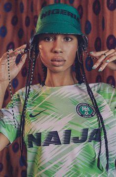 Nigeria 2018 Nike National Team Kits World Cup Vapor Knit Green 7a69cb217de1