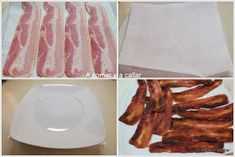A comer y a callar: ARROZ NELBA CON THERMOMIX Bacon, Meat, Breakfast, Food, Brown Rice, Recipes, Past Tense, Meals, Thermomix