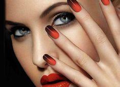 Está indecisa com a cor das unhas? Que tal um esmalte que muda de tom de acordo com a temperatura? | Chic - Gloria Kalil: Moda, Beleza, Cultura e Comportamento