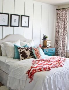Add the right accessories to your room to completely transform it from drab to fab this weekend.