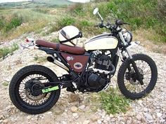 SpEcIaL ScRaMbLeR by Bike Garage