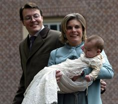 Christening of Countess Eloise, 2001